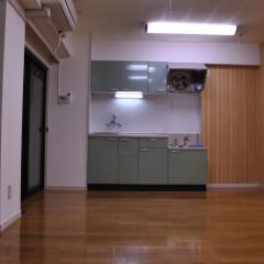 リノベ前画像① ごく普通のお部屋でした。
