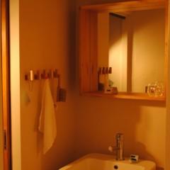 【HACO2】サニタリーはミニマムに。シンプルにトイレと洗面のみ。