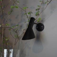 天井照明をあえて多くは設けず、間接照明で雰囲気を出している。